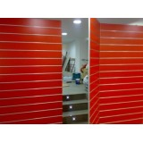 Instalación tiendas o sistema lamas C.